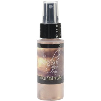Lindy's Stamp Gang Moon Shadow Mist Spray Two Toned 2oz - Buccaneer Bronze