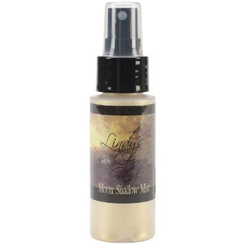 Lindy's Stamp Gang Moon Shadow Mist Spray Two Toned 2oz - Burnished Brass