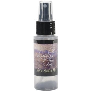 Lindy's Stamp Gang Moon Shadow Mist Spray Two Toned 2oz - Van Dyke Sepia