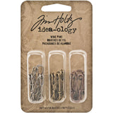 "Tim Holtz Idea-ology Collection - Wire Pins .25""X1"""
