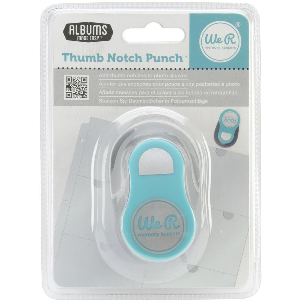 We R Memory Keepers - Thumb Notch Punch