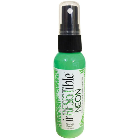 Irresistible Texture Spray 2fl oz Bottle - Neon Green