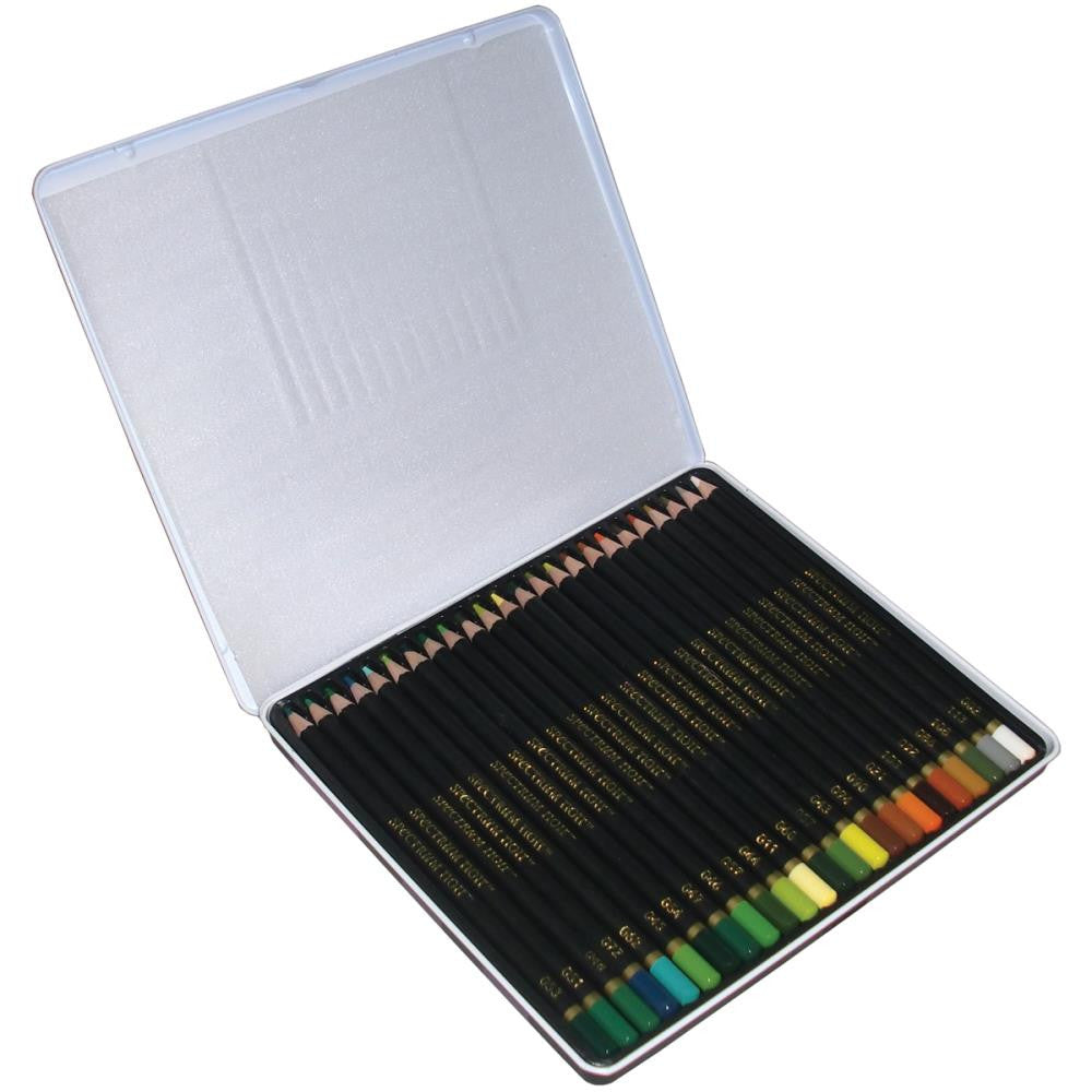 Spectrum Noir Blendable Pencils 24pc Set - Nature