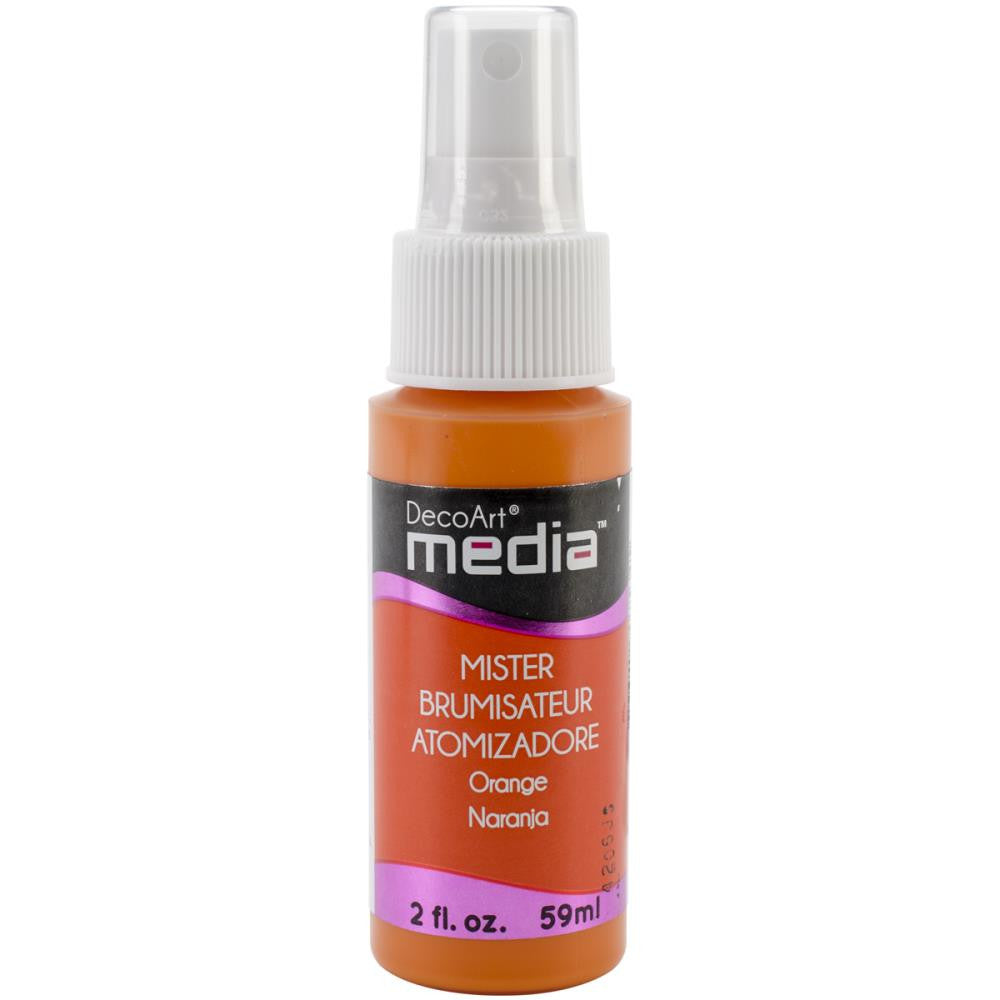 Deco Art Media Acrylic Mister 2oz - Orange