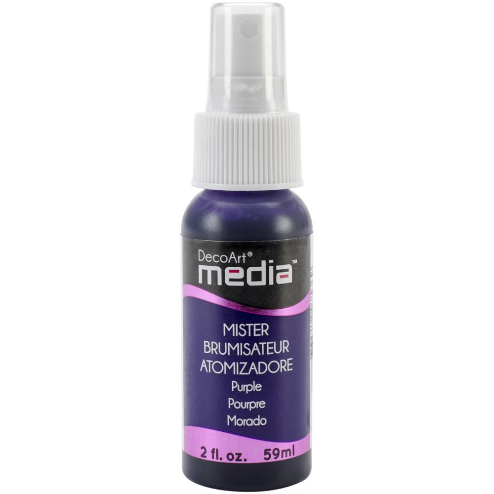 Deco Art Media Acrylic Mister 2oz - Purple