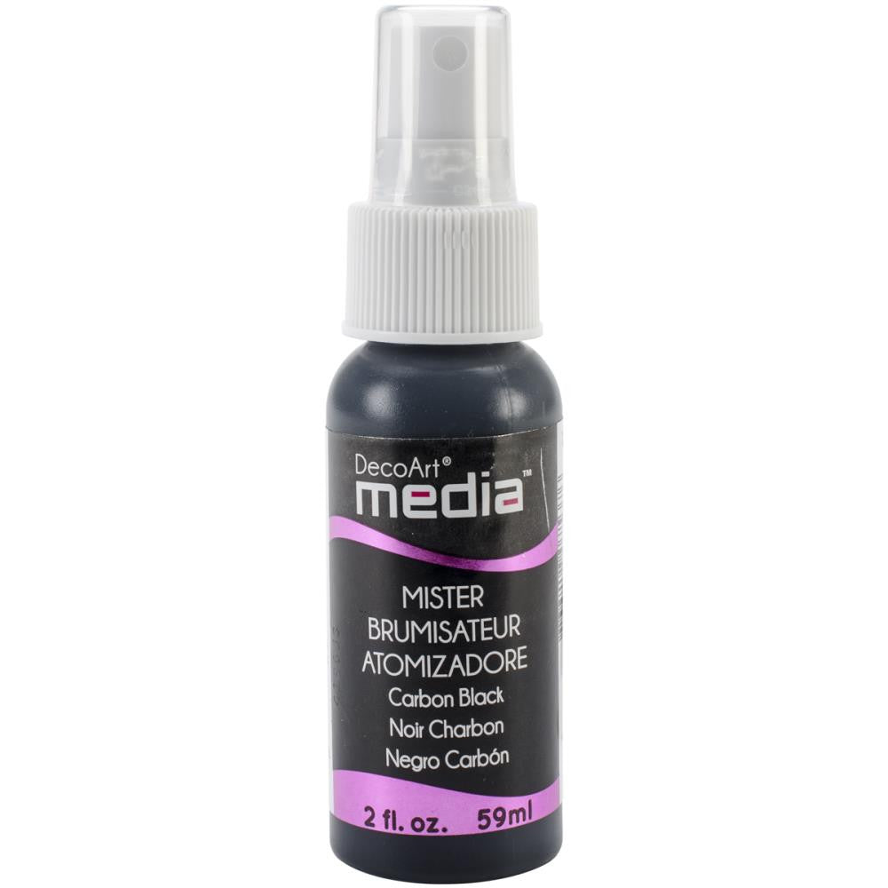 Deco Art Media Acrylic Mister 2oz - Carbon Black