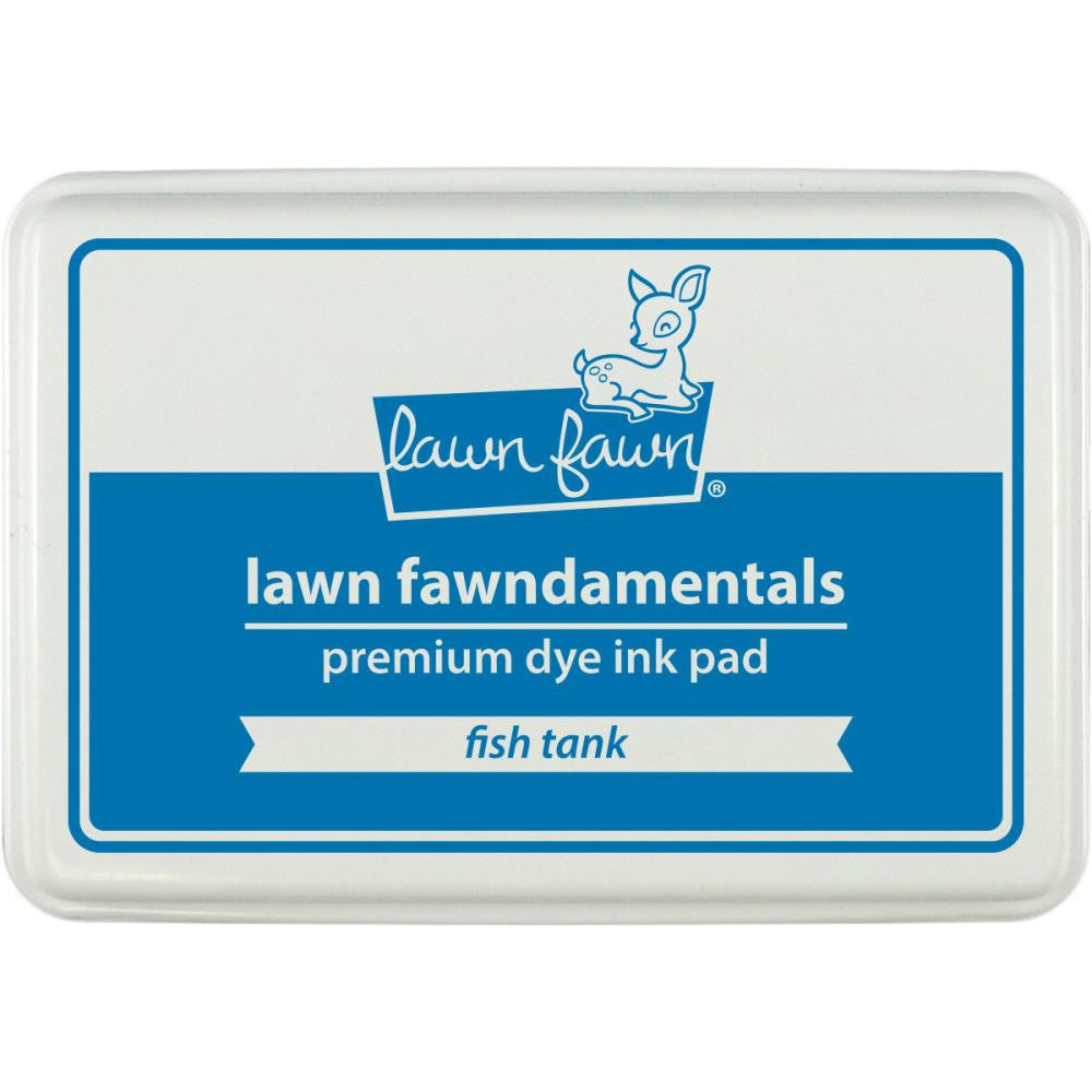 Lawn Fawn Dye Ink Pad - Fish Tank AS IS