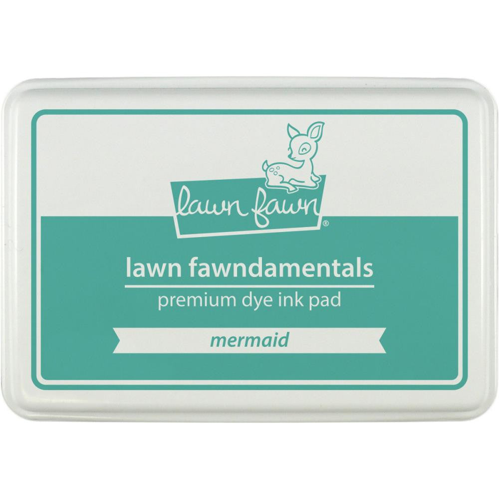 Lawn Fawn Dye Ink Pad - Mermaid