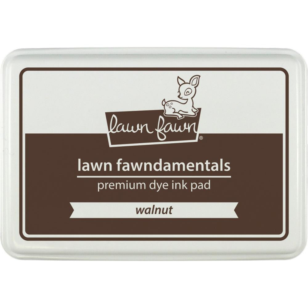 Lawn Fawn Dye Ink Pad - Walnut