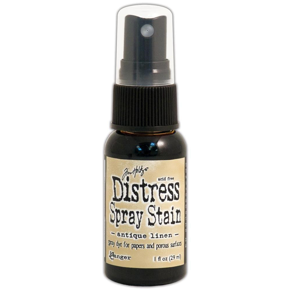 Ranger - Tim Holtz Distress Spray Stains 1oz -  Antique Linen