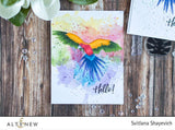 Altenew - Stamp Set - Parrot Paradise