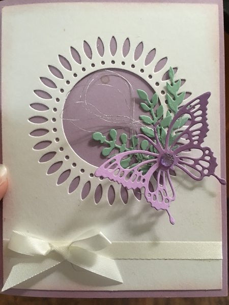 Gina Marie Designs - Sun Petal Plate Die (3 Pieces)
