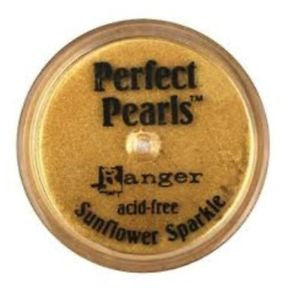 Ranger - Perfect Pearls - Sunflower Sparkle