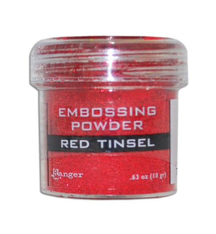 Ranger - Speciality 1 Embossing Powder - Red Tinsel
