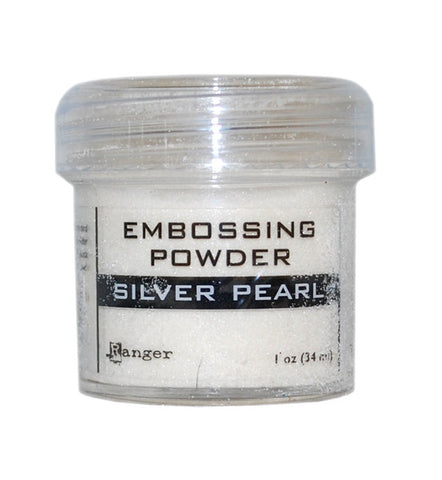 Ranger - Speciality 1 Embossing Powder - Silver Pearl