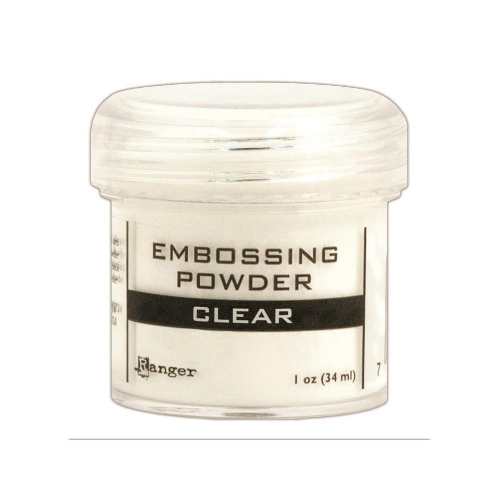 Ranger Embossing Powder 1 oz Clear