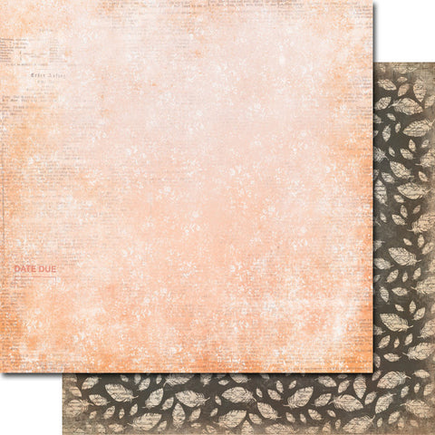 "7 Dot Studio Designer Paper - Thoughts Keeper #1 12"" x 12"" Double Sided"