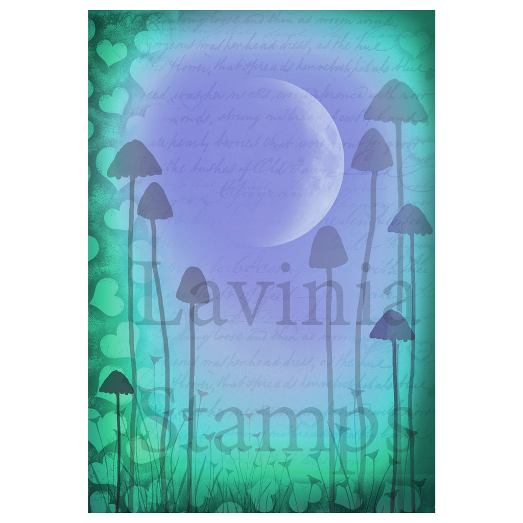 Lavinia Stamps - Scene-Scapes - Fairy Celebrations