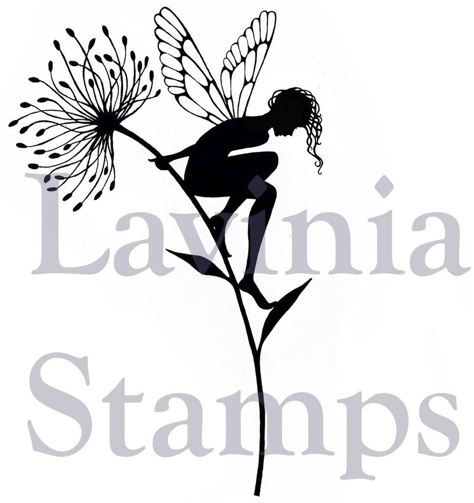 BF17 - Lavinia Stamps - Fairy Mystical - Seeing is Believing