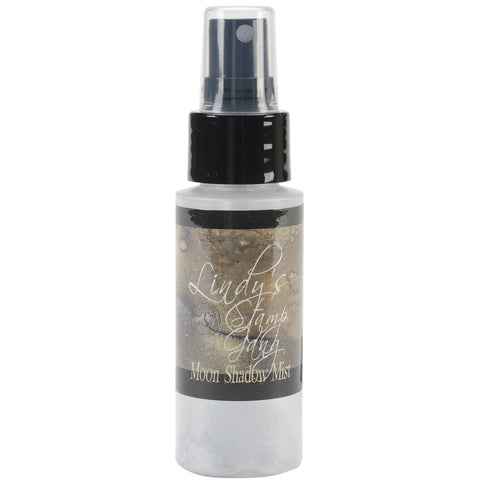 Lindy's Stamp Gang Moon Shadow Mist Spray Two Toned 2oz -  Silhouette Silver