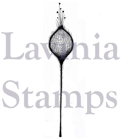 Lavinia Stamps - Flowers and Foliage - Single Fairy Thistle