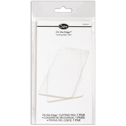 Sizzix - BIGkick/Big Shot/Vagabond On The Edge Cutting Pad Cutting Plates 655093