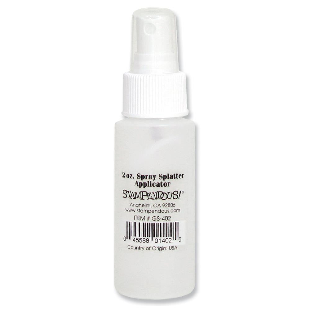 Stampendous Spray Splatter Bottle - Holds 2 oz.
