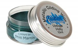 Creative Expressions - Gilding Wax (10 ml) - Vintage Holly