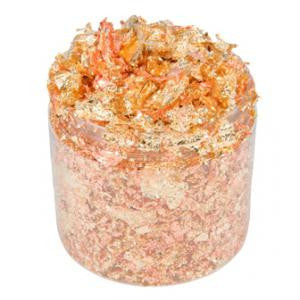 Cosmic Shimmer Gilding Flakes - Warm Sunrise 200ml jar