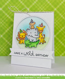 Lawn Fawn - Lawn Cuts Custom Craft Dies - Outside in Stitched Circle Stackables