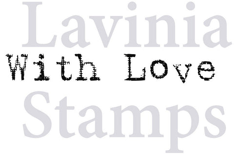 Lavinia Stamps - Words and Verses - With Love