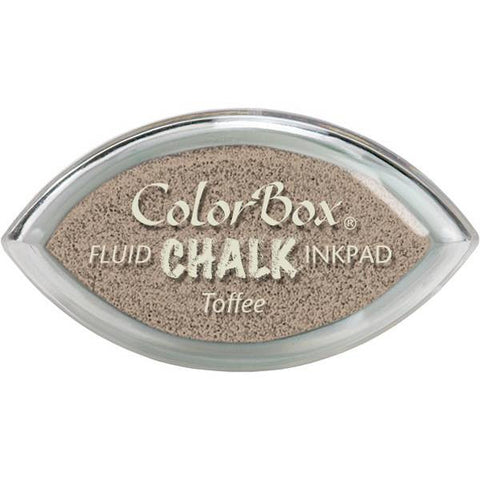 Clearsnap ColorBox Fluid Chalk Cat's Eye Ink Pad - Toffee