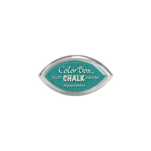 Clearsnap ColorBox Fluid Chalk Cat's Eye Ink Pad - Aquamarine