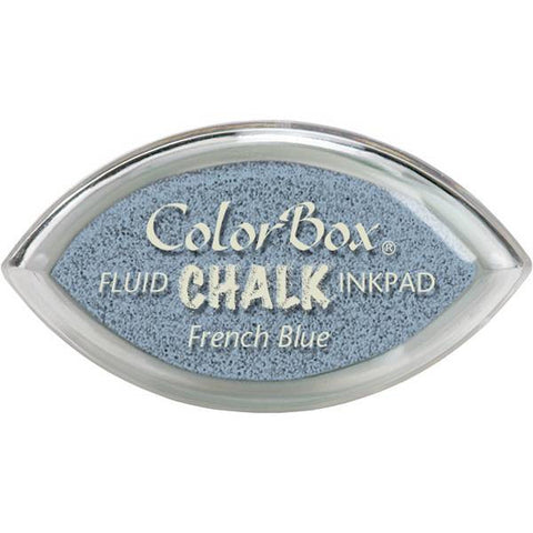 Clearsnap ColorBox Fluid Chalk Cat's Eye Ink Pad - French Blue