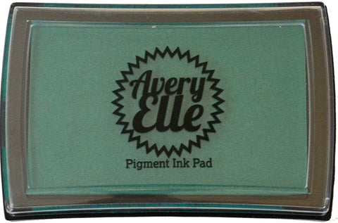 "Avery Elle Pigment Ink Pad - Mermaid  3 1/2"" x 2 1/2"""