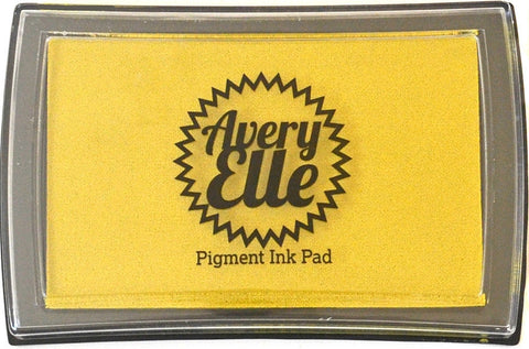 "Avery Elle Pigment Ink Pad - Bamboo  3 1/2"" x 2 1/2"""