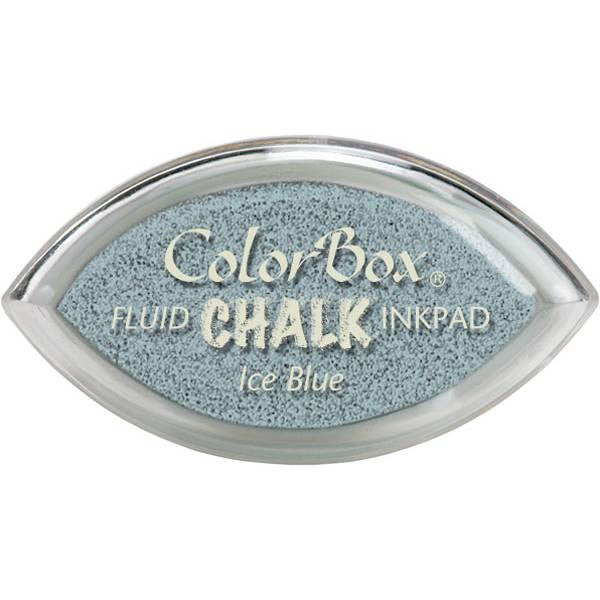 Clearsnap ColorBox Fluid Chalk Cat's Eye Ink Pad - Ice Blue