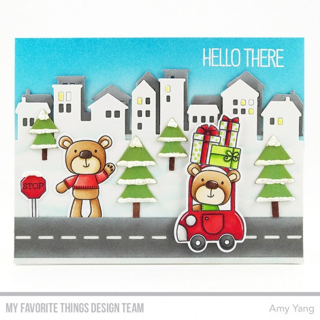 My Favorite Things - Town Bear