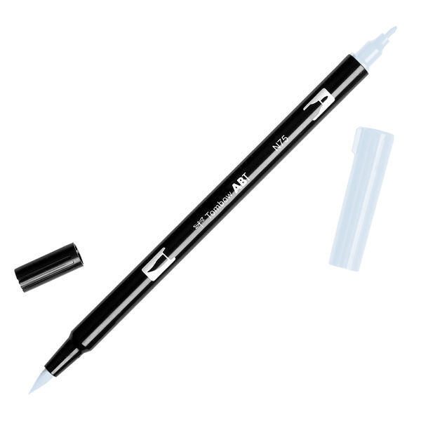 Tombow Dual Brush Pen - Cool Gray 3 #N75