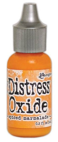 (pre order) Ranger - Tim Holtz Distress Oxide Re-Inkers - Spiced Marmalade