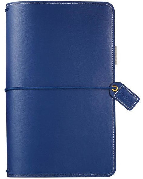 Webster's Pages - Color Crush Faux Leather Travelers' Planner - Navy