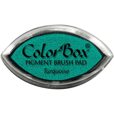 Clearsnap ColorBox Pigment Cat's Eye Ink Pad - Turquoise