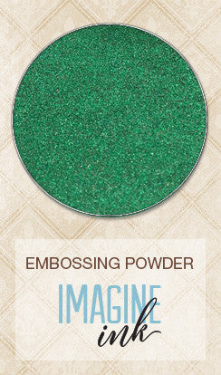 Blue Fern Studios - Imagine Ink Embossing Powder - Clover