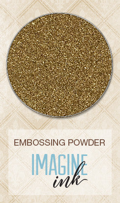 Blue Fern Studios - Imagine Ink Embossing Powder - Ginger