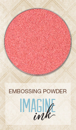 Blue Fern Studios - Imagine Ink Embossing Powder - Melon