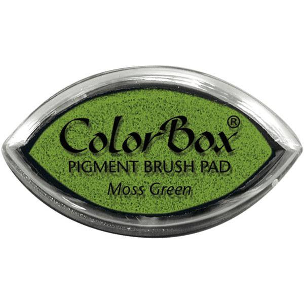 Clearsnap ColorBox Pigment Cat's Eye Ink Pad - Moss Green