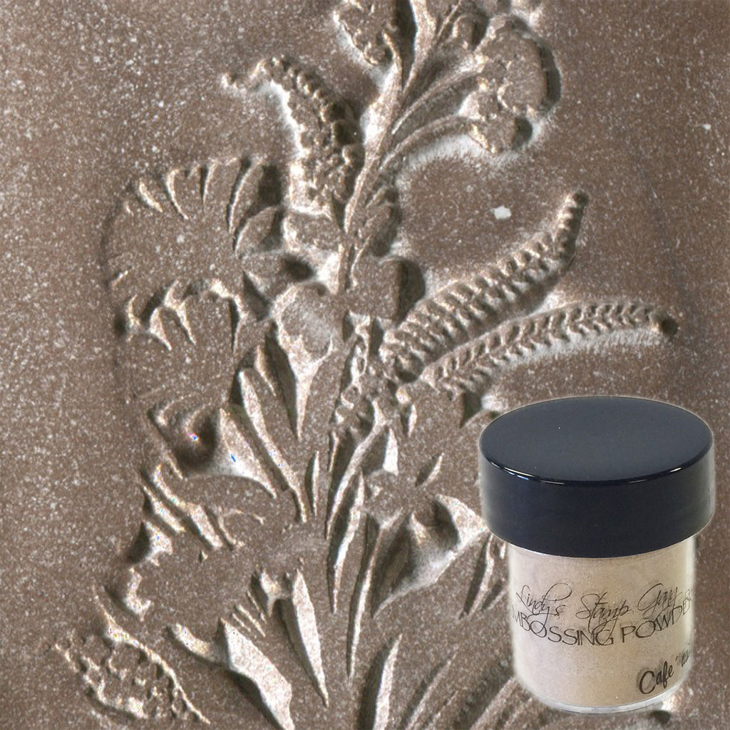 Lindy's Stamp Gang Embossing Powder - Cafe au Lait