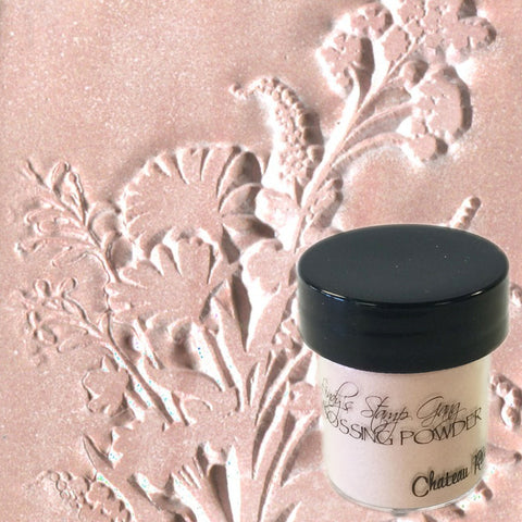 Lindy's Stamp Gang Embossing Powder - Chateau Rose