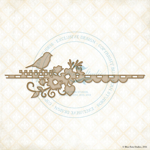 ***New Item*** Blue Fern Studios - Chipboard - Spirit of Heartland