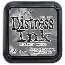 Ranger Tim Holtz Distress Mini Ink Pad HICKORY SMOKE